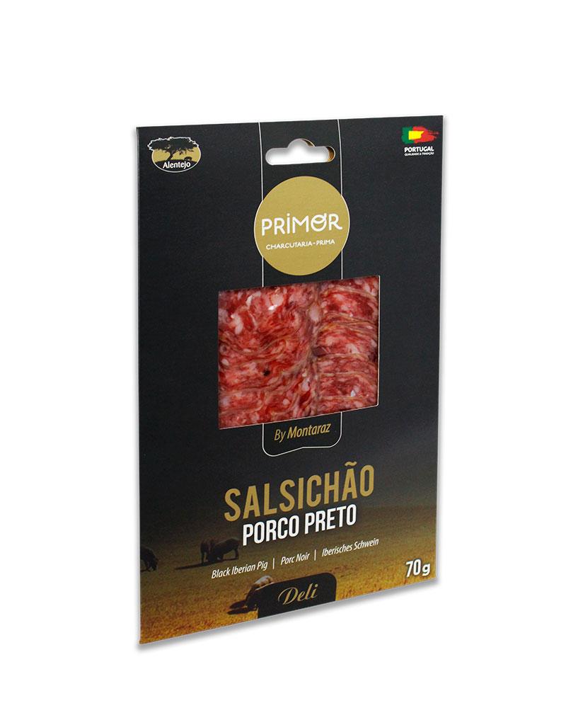 Salsichão – Porco Preto