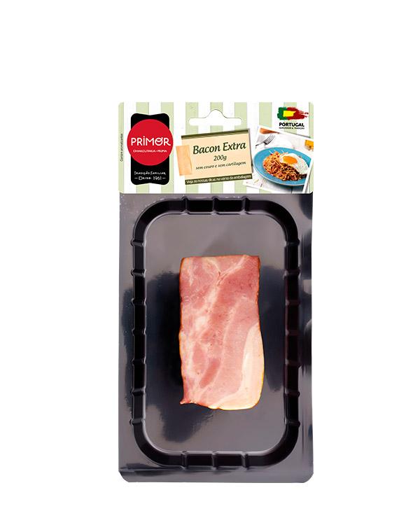 Bacon Extra Sem Couro